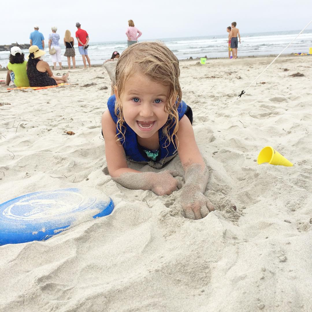 My little beach bum socal oceanside oside sandiego parenting preschooler