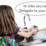 jobs to delegate to kids