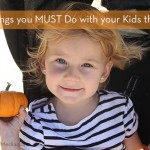 10 things to do with your kids this fall