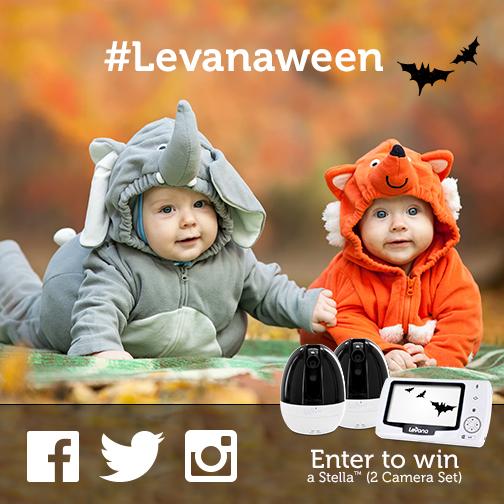 #Levanaween