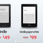 Amazon Kindle Deals