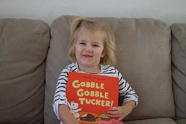 Gobble Gobble Tucker