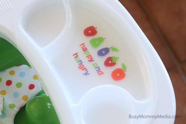 creative baby booster