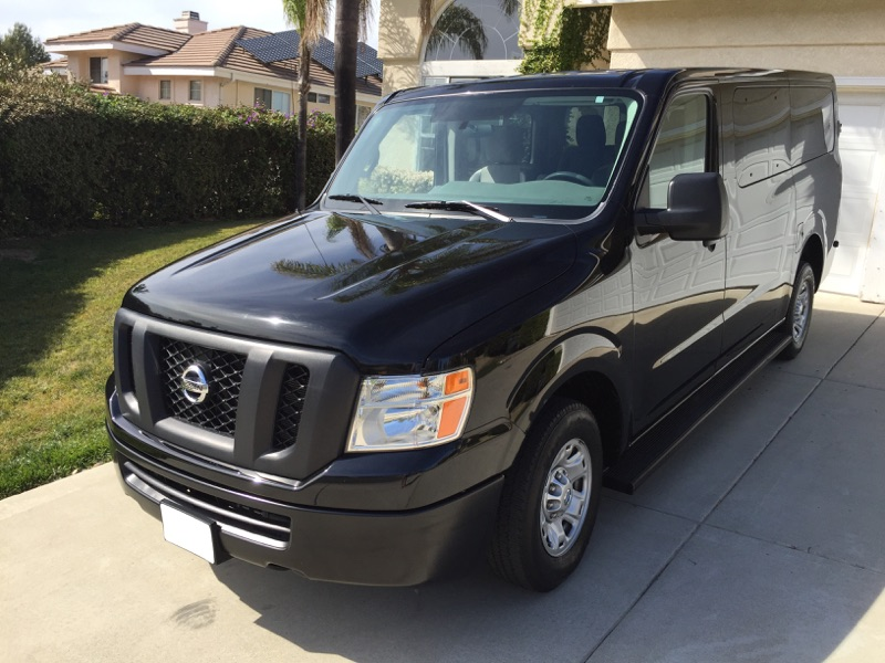 Nissan NV 3500 Review