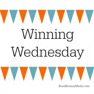Winning Wednesday – April 22, 2015 (Giveaway Link Party)