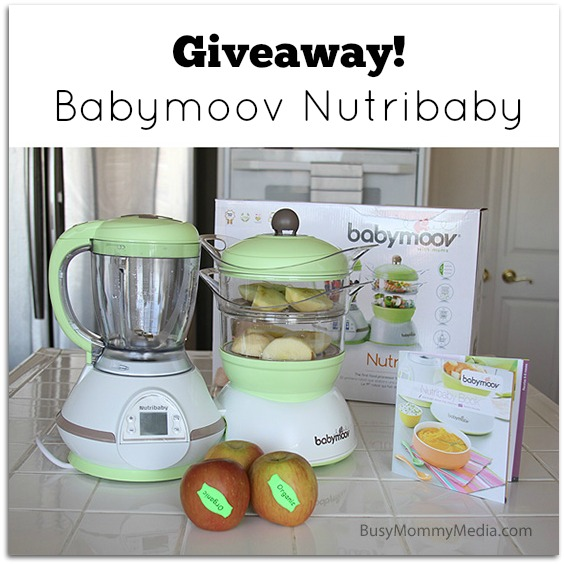 Nutribaby Giveaway