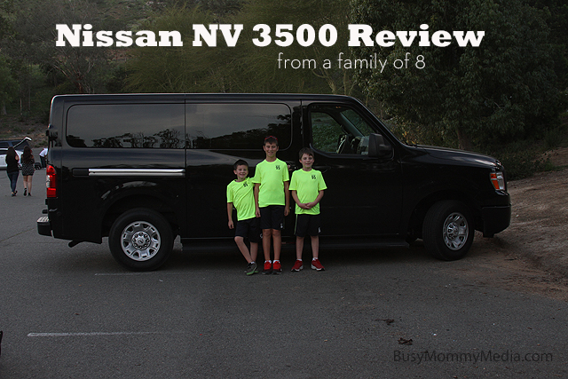Nissan NV 3500 Review (with Video)