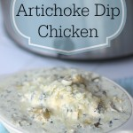 Spinach Artichoke Dip Chicken