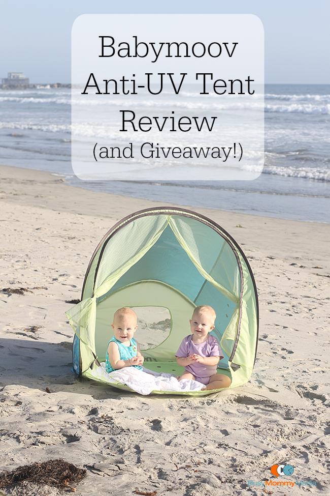 Babymoov anti-UV tent  sc 1 st  Busy Mommy Media & Babymoov Anti-UV Tent Review (and Giveaway!)