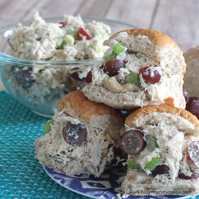 Classic Chicken Salad - This is an amazing chicken salad that's perfect for summer potlucks!