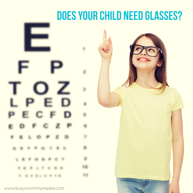 fdd8d72ba4 Does Your Child Need Glasses  (and a GIVEAWAY!)