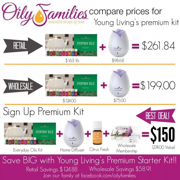 Young Living Premium Kit