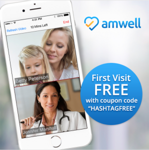 Save Time on Doctor's Visits with the Amwell App