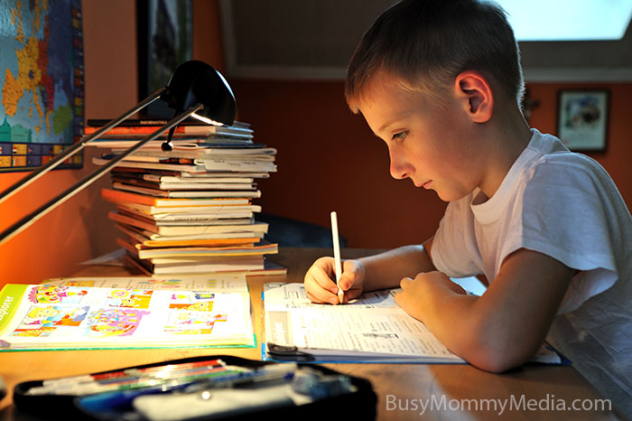 Fun Ways to Encourage a Reluctant Writer on BusyMommyMedia.com