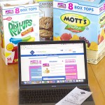 How to Submit Box Tops Online