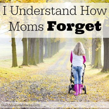 I Understand how Moms Forget | Stories of forgotten babies and childhood accidents are everywhere in the news. As soon as we think it can't happen to us we are at risk as moms.