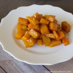 Roasted Butternut Squash on BusyMommyMedia.com