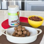Chocolate Protein Balls for an on-the-go Breakfast on BusyMommyMedia.com