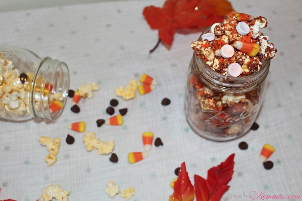 easy treats for Halloween