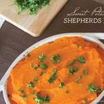 Sweet Potato Shepherd's Pie on BusyMommyMedia.com