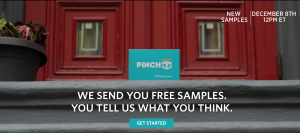 Try Products for FREE with PINCHme
