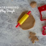 Gingerbread Play Dough on BusyMommyMedia.com