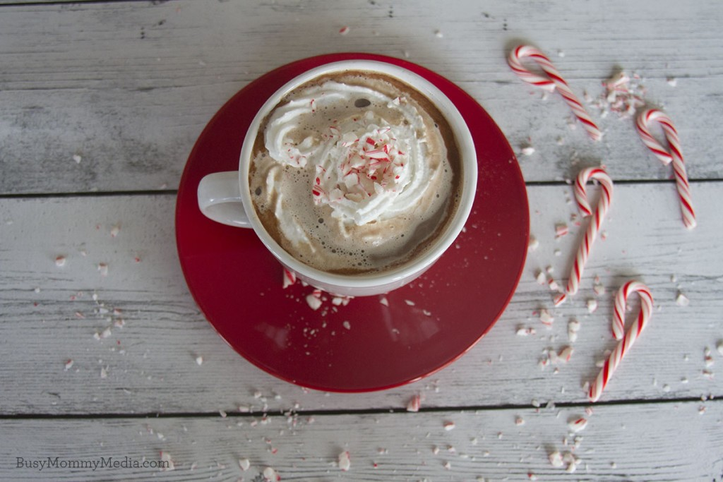 Candy Cane Hot Cocoa on BusyMommyMedia.com