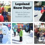 Legoland Snow Days and Holiday Nights