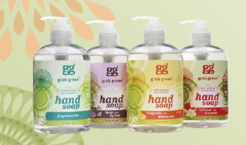 Grab Green Hand Soaps