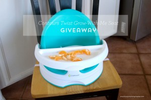 Contours Twist Grow-With-Me Seat Giveaway