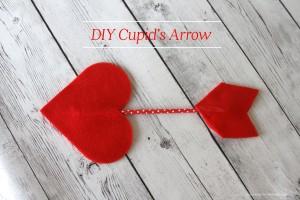 DIY Cupid's Arrow