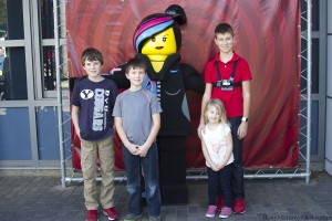 Check out The LEGO® Movie™ 4D A New Adventure at Legoland