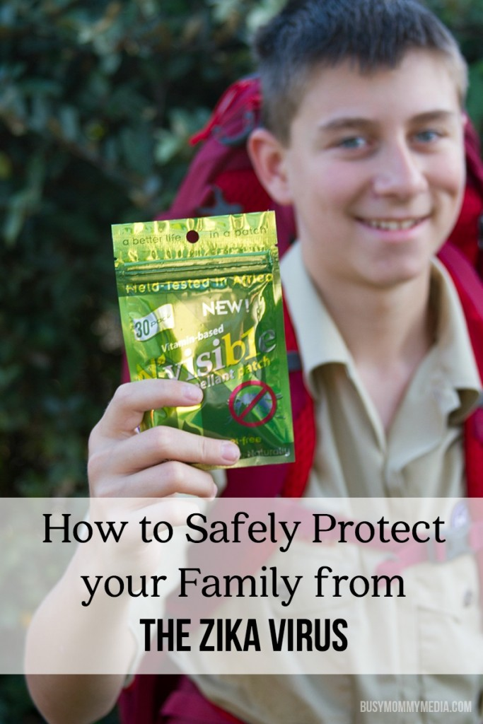 How to Safely Protect your Family from Zika | This is a great DEET free option to protect your family from mosquitos this summer!