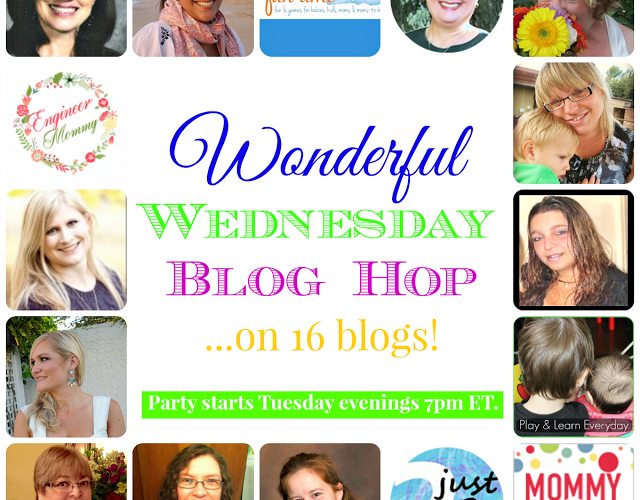 Wonderful Wednesday – July 27, 2016