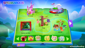 Make the Most out of Screen Time with Speakaboos