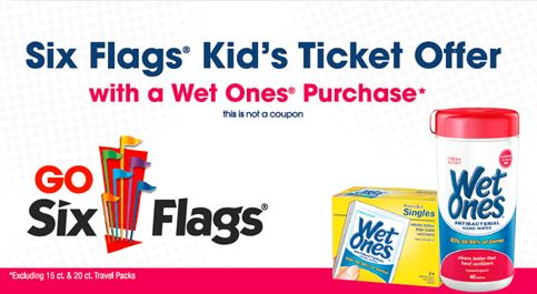 Six Flags Offer