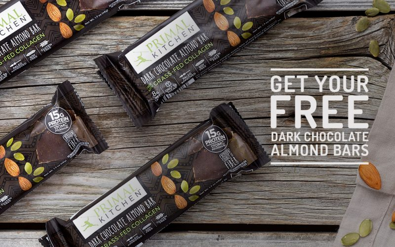 Try These Incredible Paleo Chocolate Almond Energy Bars—For FREE