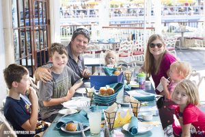 Character Dining at Disneyland – Ariel's Grotto