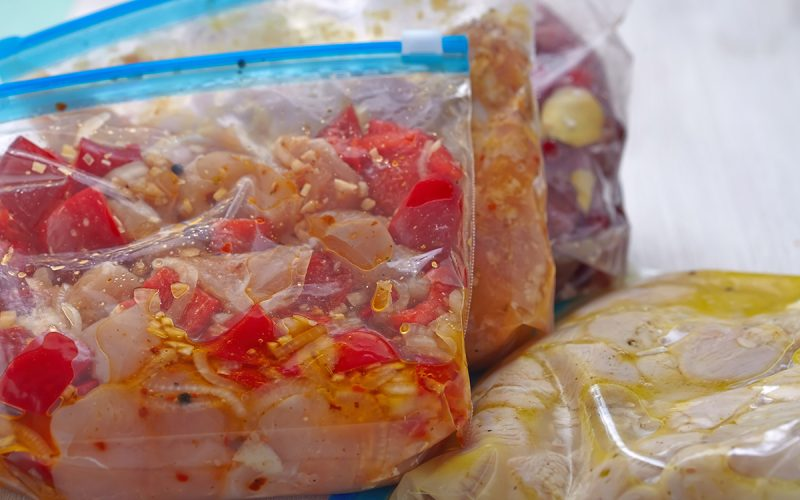 How To Host A Freezer Meal Planning Party