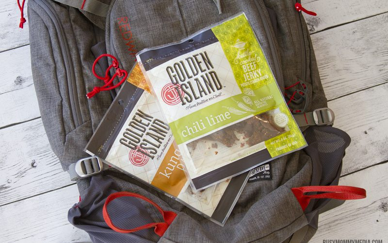 Summer Road Trip Giveaway from Golden Island Jerky