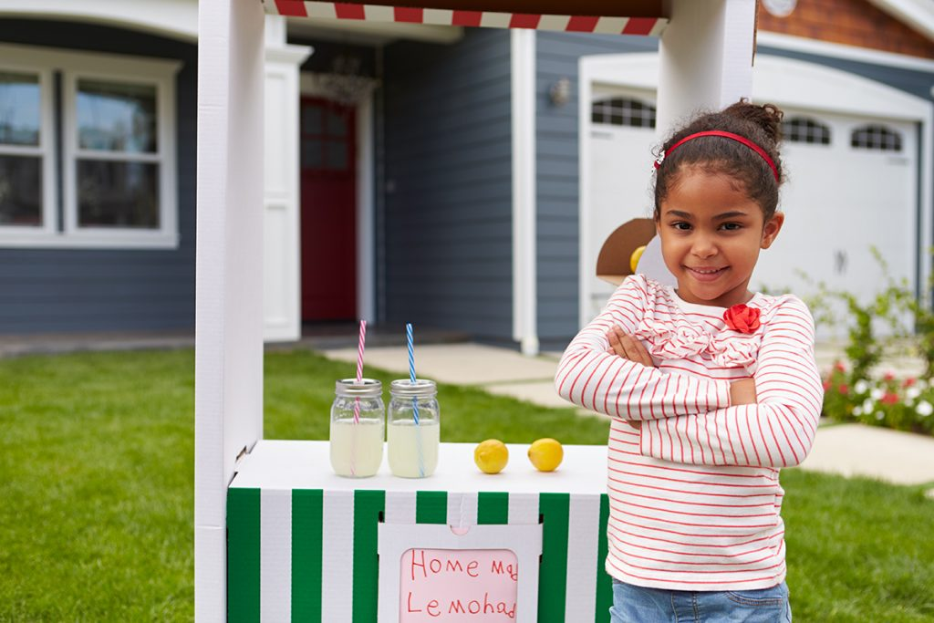 ways kids can earn money for college