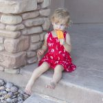 Summer routines for toddlers