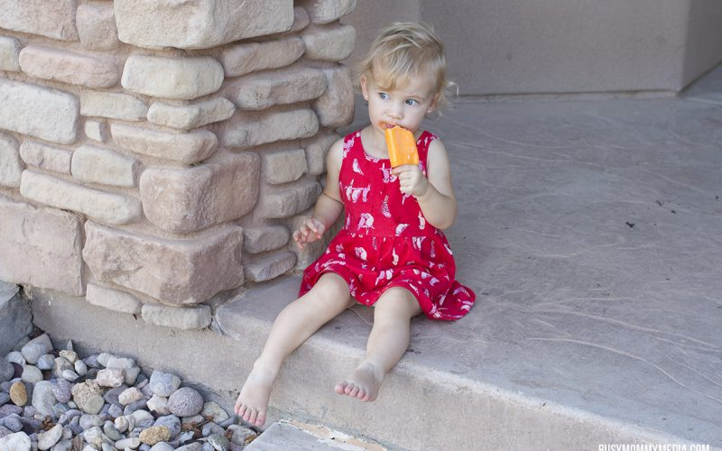 Creating a Summer Routine for Toddlers