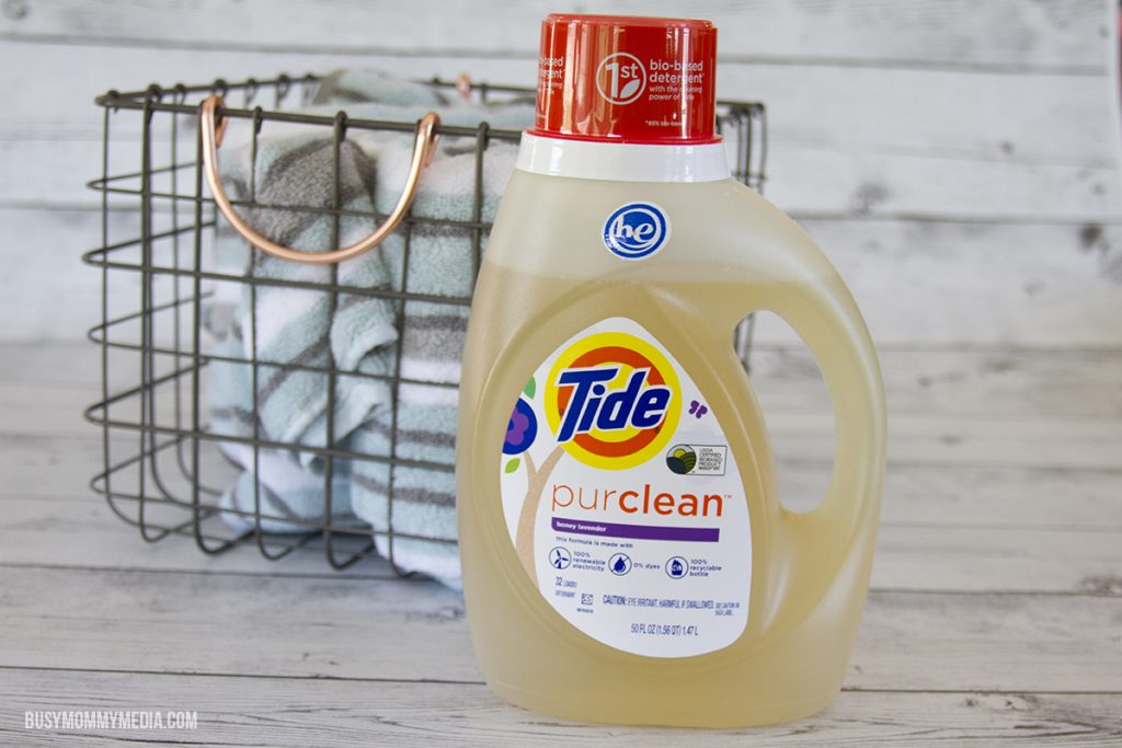 Tide purclean is now available at Target