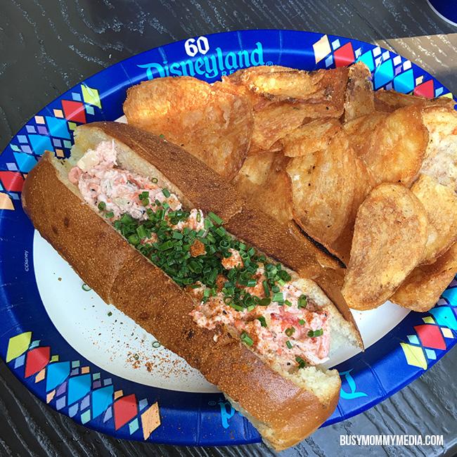 Disneyland Lobster Rolls
