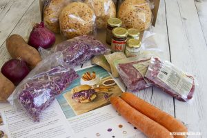 Save Mealtime with HelloFresh
