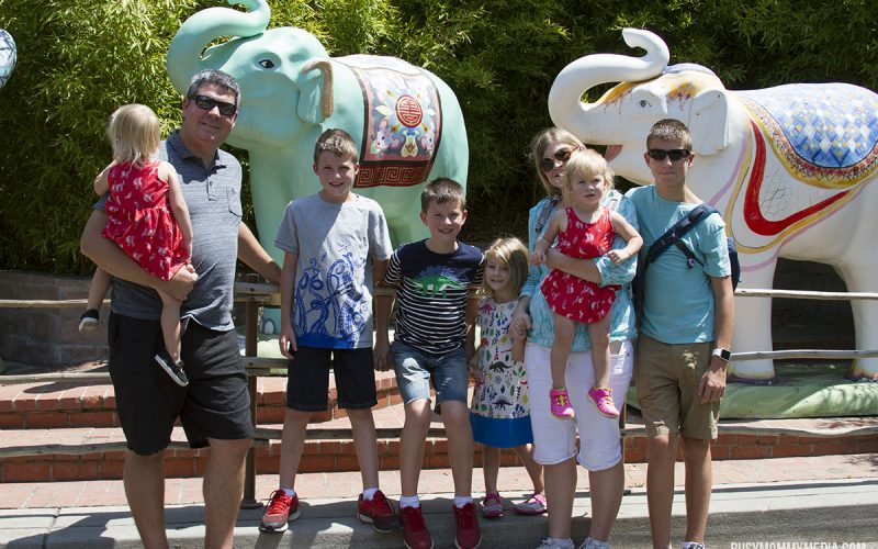 A Family Trip to the Los Angeles Zoo