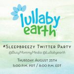 #SleepBreezy Twitter party