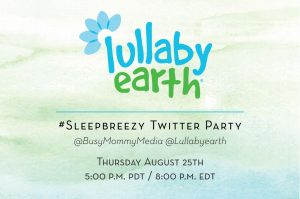 RSVP for the #SleepBreezy Twitter Party