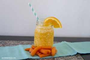 Mornin' Sunshine! Breakfast Smoothie